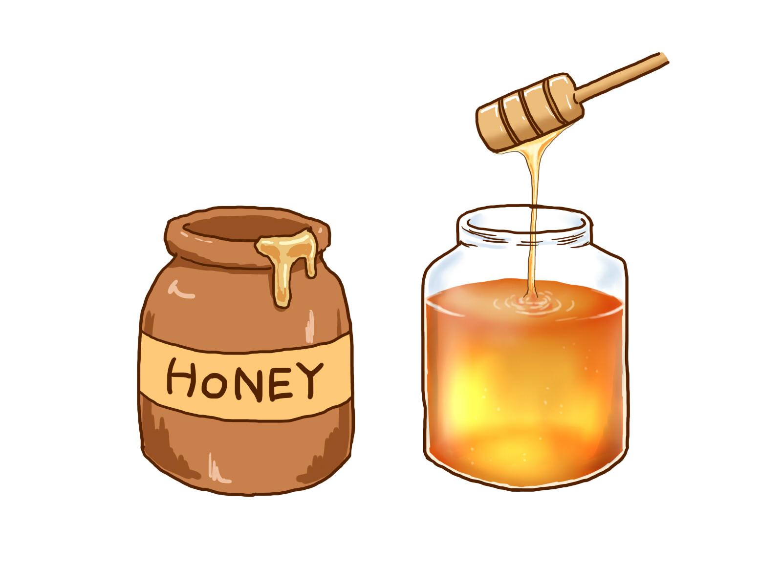 はちみつで善玉菌を増やす!整腸作用に注目。お砂糖の代わりに使ってみよう